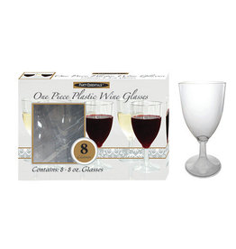 northwest 8 oz. Clear Wine Glass Box Set - 8 Ct.