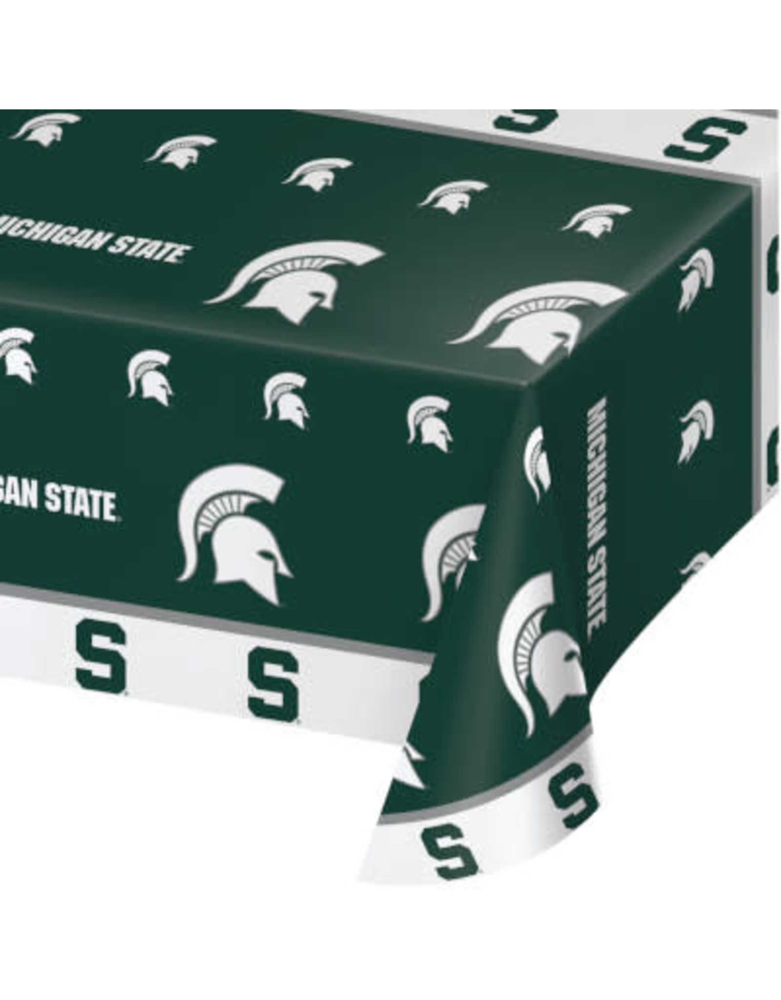 COLLG MSU Tablecover