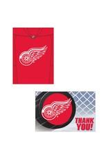 DesignWare Detroit Red Wings Inv. & TY Set - 8ct.