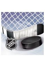 Amscan NHL Hockey Lun. Napkin - 16ct.