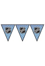 Amscan NHL Pennant Banner - 12ft.