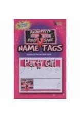 forum Bachelorette Name Tag Stickers - 12ct.