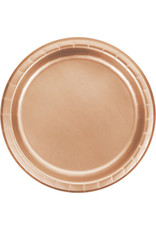 "TOC 9"" Rose Gold Plate - 8ct."