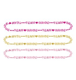 Amscan Team Bride Beads - 6ct.