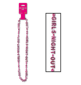 Beistle Girls' Night Out Beads - 1ct.