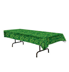 Beistle Shamrock All Over Tablecover