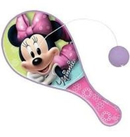 Amscan Minnie Mouse Paddle Ball - 1ct.