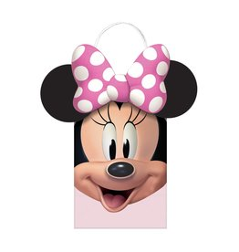 Amscan Minnie Mouse Create Your Own Bag - 8ct.