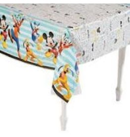 Amscan Mickey On The Go Tablecover