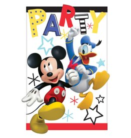 Amscan Mickey On The Go Invites - 8ct.
