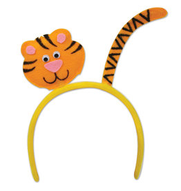 Beistle Tiger Headband