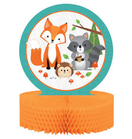 Party Creations Wild One Honeycomb Centerpiece - 1ct.