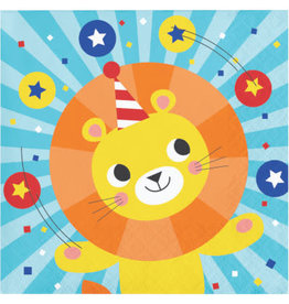 Party Creations Circus Party Bev. Napkins - 16ct.