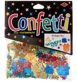 Beistle Birthday Boy Confetti