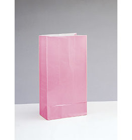 unique Lovely Pink Party Bags - 12ct.