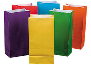 Paper Party Bags