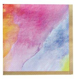 Amscan Rainbow Dream Lunch Napkins - 16ct.