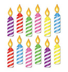 Beistle Mini Birthday Candle Cutouts - 12ct.