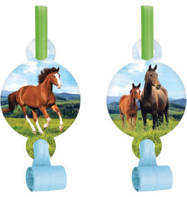 creative converting Horse and Pony Blowouts - 8ct.