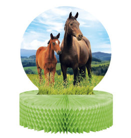 creative converting Horse and Pony Centerpiece - 1ct.