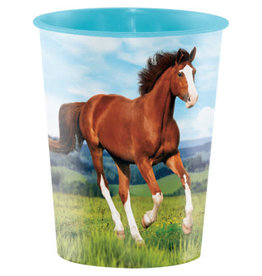 creative converting Horse and Pony 16oz Cup - 1ct.