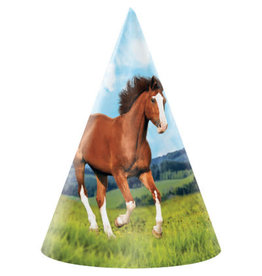 creative converting Horse and Pony Party Hat - 8ct.