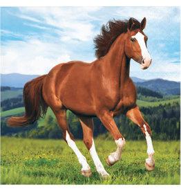 creative converting Horse and Pony Bev. Napkins - 16ct.
