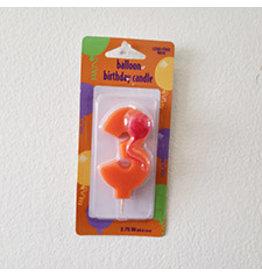 Balloon #3 Candle