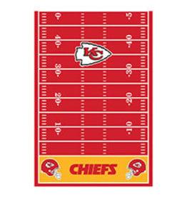 Amscan Kansas City Chiefs Tablecover