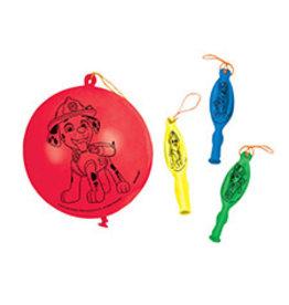 Amscan Paw Patrol Punch Balloons - 4ct.