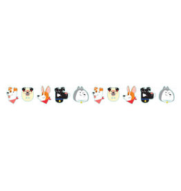 creative converting Dog Party Shaped Banner - 6ft.
