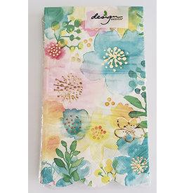 design design Fancy Florals Guest Towels - 12ct.