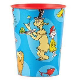 Amscan Dr. Seuss 16oz. Cup - 1ct.