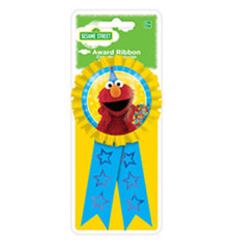 Amscan Sesame Street 2 Award Ribbon - 1ct.