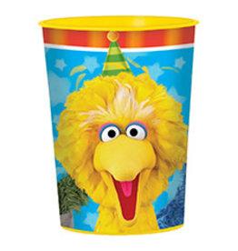 Amscan Sesame Street 2 16oz. Cup - 1ct.