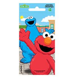 Amscan Sesame Street 2 Jumbo Sticker - 1ct.