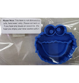 Cookie Monster Cookie Cutter - 1ct.
