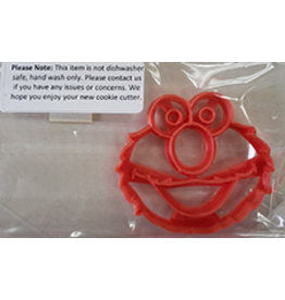 Elmo Cookie Cutter - 1ct.