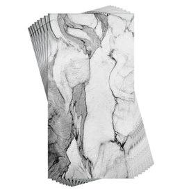 creative converting Marble Venezia Guest Towels - 16ct.