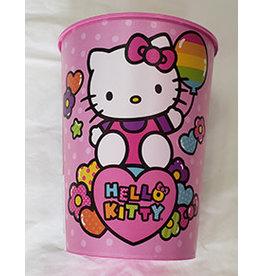Amscan Hello Kitty Rainbow 16oz Cup - 1ct.