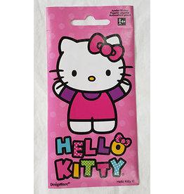 Amscan Hello Kitty Jumbo Sticker - 1ct.