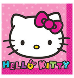 Amscan Hello Kitty Bev. Napkins - 16ct.