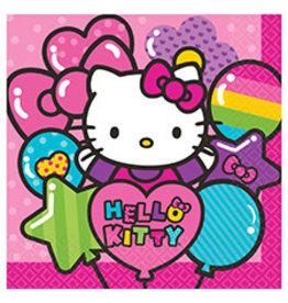 Amscan Hello Kitty Lun. Napkins - 16ct.
