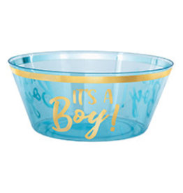 Amscan It's A Boy Serving Bowl - 3.5L
