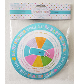 Amscan Baby Shower Spin Party Game - 6ct.