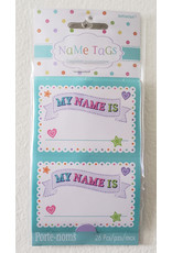 Amscan Baby Shower Name Tags - 26ct.