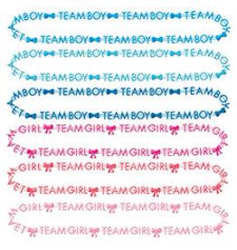 Amscan Team Boy /Girl Beads - 10ct.