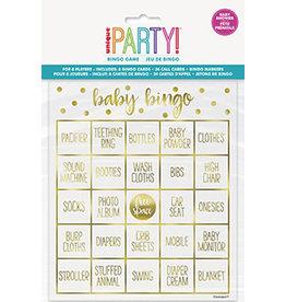 unique Baby Shower Bingo - 8ct.