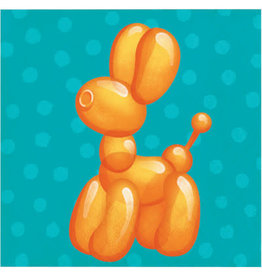 creative converting Party Balloon Animals Bev. Napkins - 16ct.