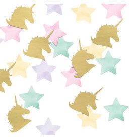 creative converting Unicorn Sparkle Confetti